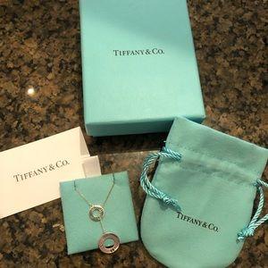 Tiffany & Co. Lariat Style Necklace